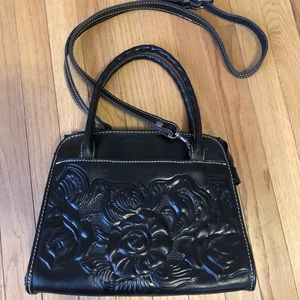 Patricia Nash Black Crossbody